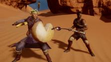 Головки сыра, бананы и ложки — о комичном оружии в играх и том, уместно ли это