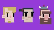 Анимация персонажей ДНД'ологов