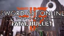 sword art online: fatal bullet [первый взгляд]
