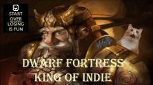 Dwarf Fortress «Великий и ужасный» | О самой грандиозной инди-игре в истории