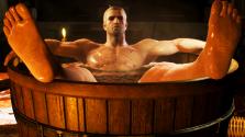 Прохождение The Witcher 3:Wild Hunt (На смерть) с модом Hd Reworked Project часть 1