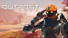 ЗБТ Outpost Zero — краткий экскурс по куску планеты!