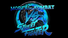 Mortal Kombat vs Street Fighter: Fight for the Universe