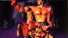 История серии: Tekken #1