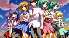 Обзор игры Higurashi no Naku Koro Ni — Trilogy