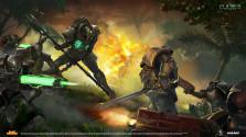 обзор warhammer 40,000: gladius — relics of war