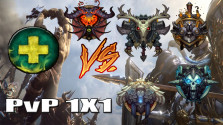 wow battle for azerot pvp 1x1 за хила