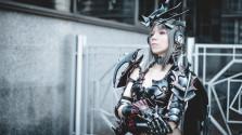Косплей Аранеи Хайвинд (Aranea Highwind) из Final Fantasy XV (+небольшое интервью)