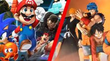 Влияние истории видеоигр на аниме — Начало