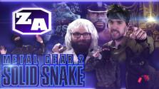 (ZA) О том, как Metal Gear стал легендарной Сагой