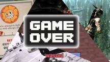 Game Over [Смерти в видеоиграх и что бывает после]