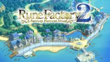 Nintendo DS — Rune Factory 2: A Fantasy Harvest Moon