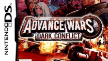 Nintendo DS — Advance Wars: Dark Conflict