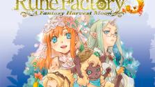 Nintendo DS — Rune Factory 3: A Fantasy Harvest Moon