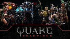 Возрождённая классика или попытка влезть в тренд? | Превью Quake Champions