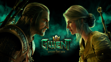 GWENT: The Witcher Card Game | Homecoming | Превью