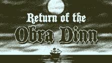 Дефолтное мнение: Return of the Obra Dinn