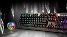 Обзор механической клавиатуры Gigabyte Aorus K7