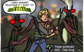 Жучилово. Стрим по Escape from Bug Island(Wii) дубль 2 [10.11.18/18:00]