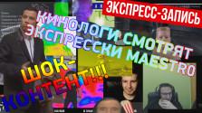 [экспресс-запись] шок-контент! кинологи и экспресски от maestr0