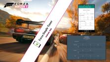 Forza Horizon 4 — поиграл, проникся тюнингом — сделал апп.