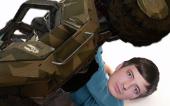 [Экспресска на минималках] Даур против Halo.