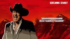 Red Dead Redemption 2 — Уныние на кончиках пальцев