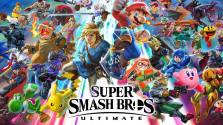 [обзор] super smash bros. ultimate