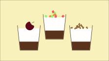 Конфетки в шоколадной формочке