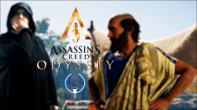 полуобзор assassin's creed odyssey