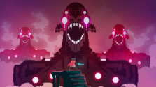 обзор hyper light drifter