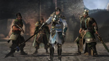 история серии dynasty warriors, часть 1