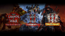 Обзор Warhammer 40k: Dawn of War II — The Last Stand, Chaos Rising, Retribution
