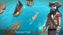 йохохо. обзор достойной мобильной пиратской игры. pirate world ocean break.