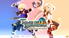 tales of the tales — история серии tales of — #10 tales of symphonia: dawn of the new world