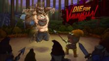 Die for Valhalla — Викинги крутятся в МОГИЛАХ [Обзор]