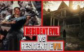 Resident Evil VS Resident Evil 7