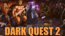 dark quest 2. хороший dungeon crawler.