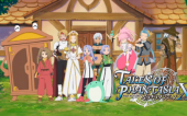Tales of the world — История серии Tales of — #1 Tales of Phantasia: Narikiri Dungeon/X