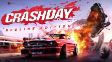 обзор crashday: redline edition. тачки, пушки, рок-н-ролл!