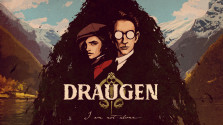 draugen или история о том, как странник меж звёзд растёкся мыслью по норвежским фьордам.