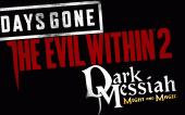 Особенности Национальной Локализации Игр (ОНЛИ) — Days Gone, The Evil Within 2, Dark Messiah of Might & Magic