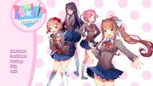 Doki Doki Literature Club! или мой первый визуальный роман