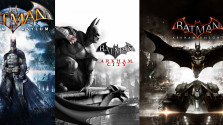 batman: arkham evolution