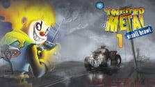 обзор игры twisted metal small brawl