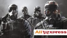 rainbow six: siege на aliexpress
