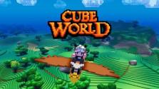 cube world — обзор. воксельное уныние.