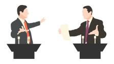 идея для новой рубрики: дебаты