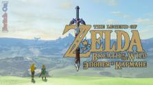 [Switch-On] The legend of Zelda — Breath of the Wild. Эпопея в кармане
