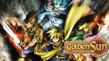 golden sun — забытая легенда